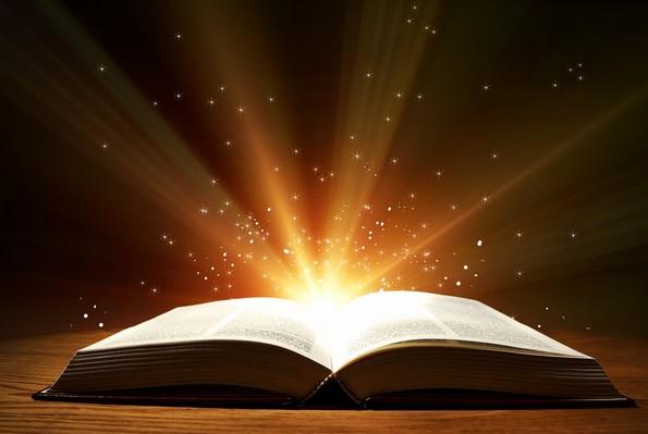 bible magic book