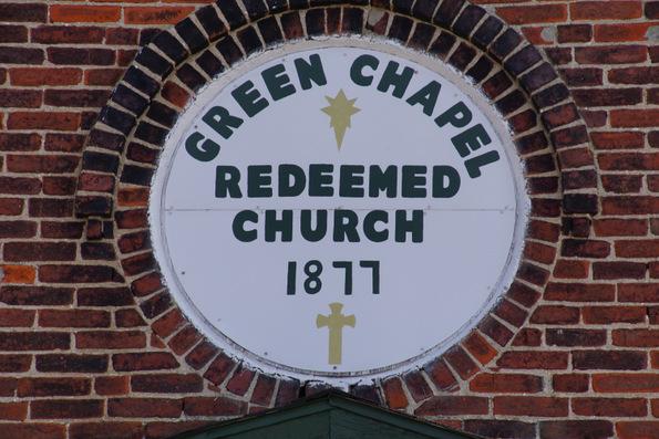 green chapel redeemed church wolcottville indiana