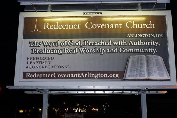 redeemer covenant church arlington ohio