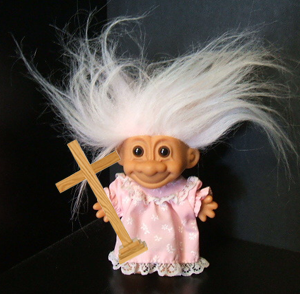 christian troll