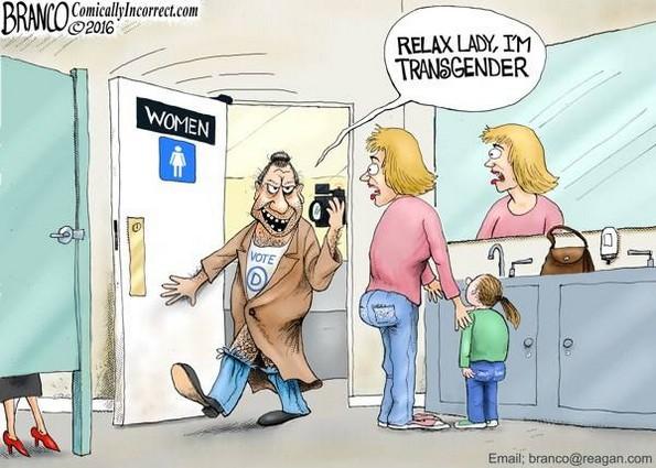 evangelicals transgender