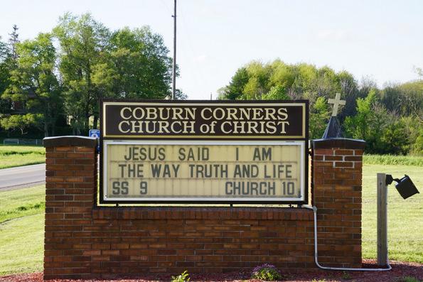 coburn corners church of christ