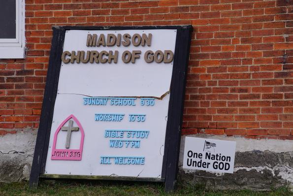 madison church of god