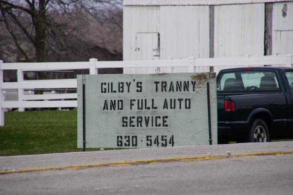 tranny service