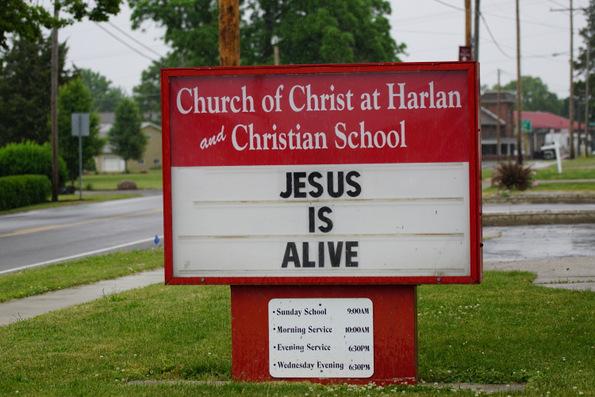 church of christ at harlan