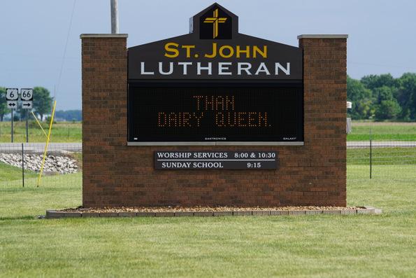 st john lutheran church stryker ohio