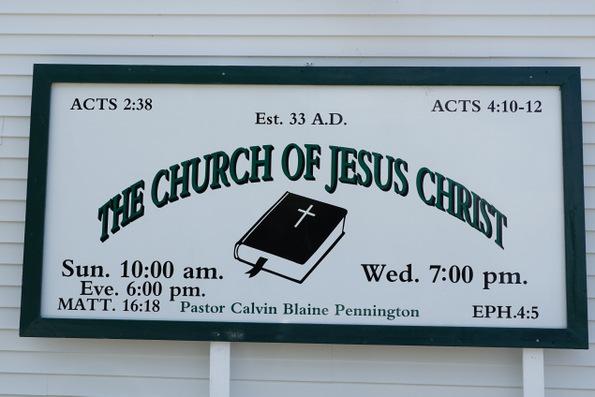 the church of jesus christ montpelier ohio