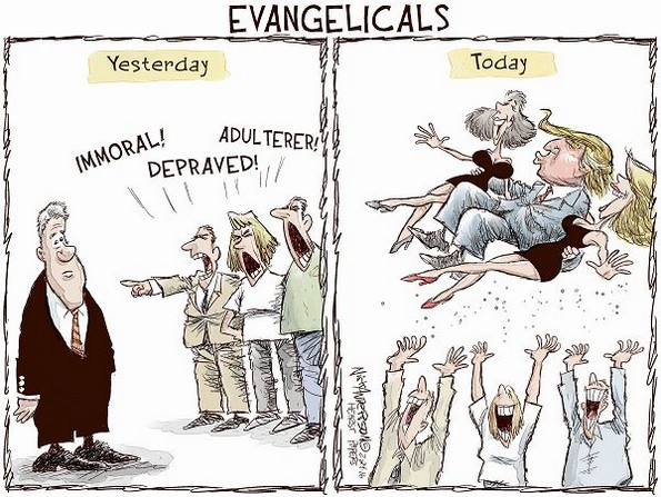 What Is Civility In Politics >> The Hypocrisy of Evangelical Trump Voters Part One | The Life and Times of Bruce Gerencser