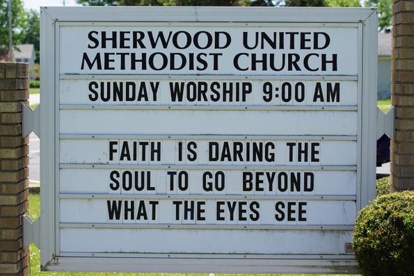 sherwood united methodist church