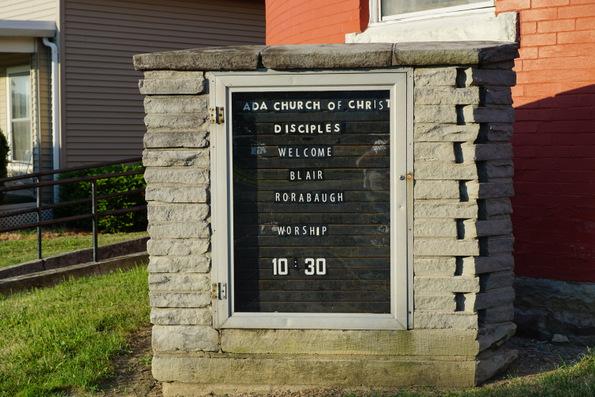 ada church of christ