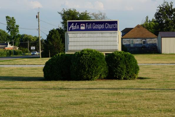 ada full gospel church