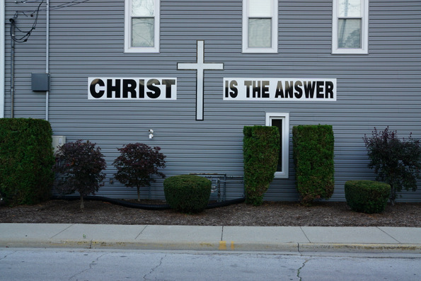 christ is the answer findlay ohio