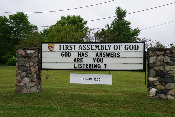 first assembly of god defiance