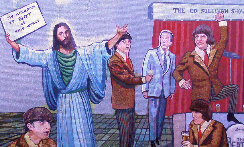 jesus and the beatles