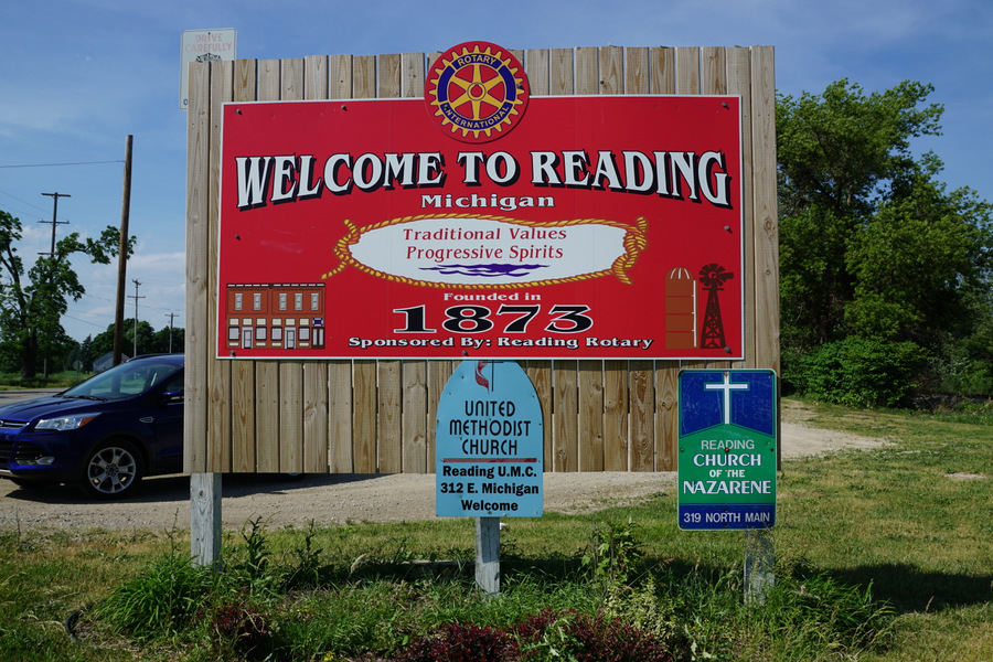 reading michigan