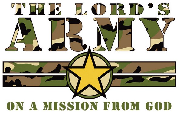 the lords army