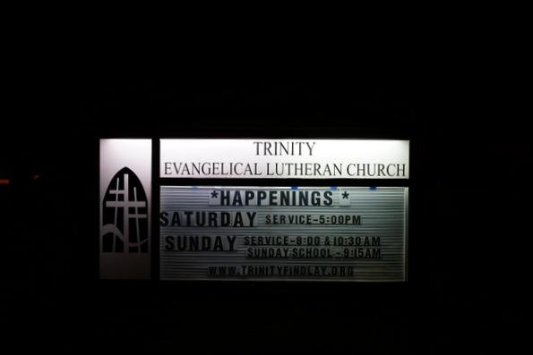 trinity evangelical lutheran church findlay