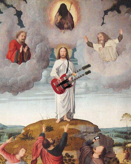 jesus-rocking-out
