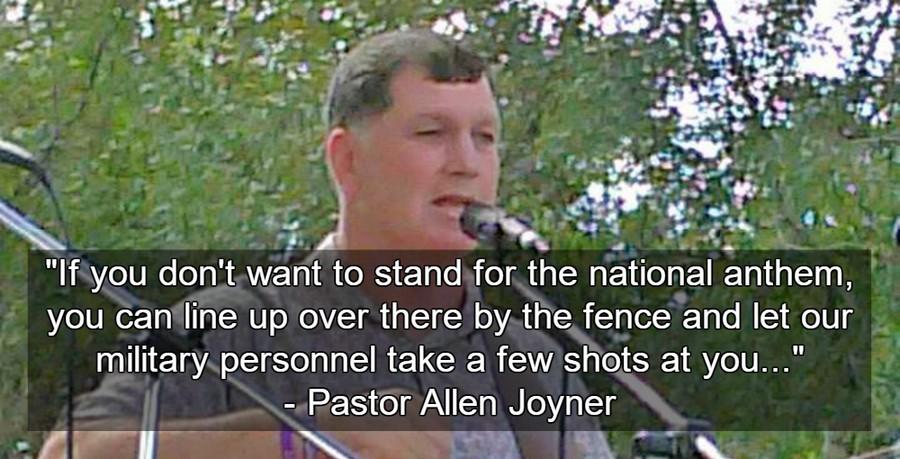 pastor allen joyner