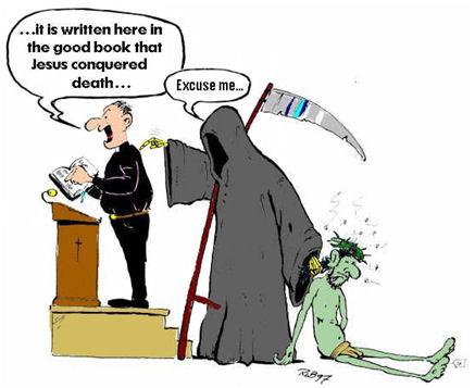 atheism death