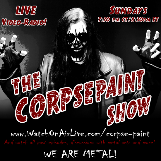 corpsepaint show