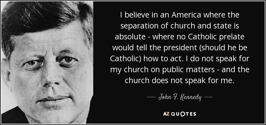 john-kennedy-separation-church-and-state