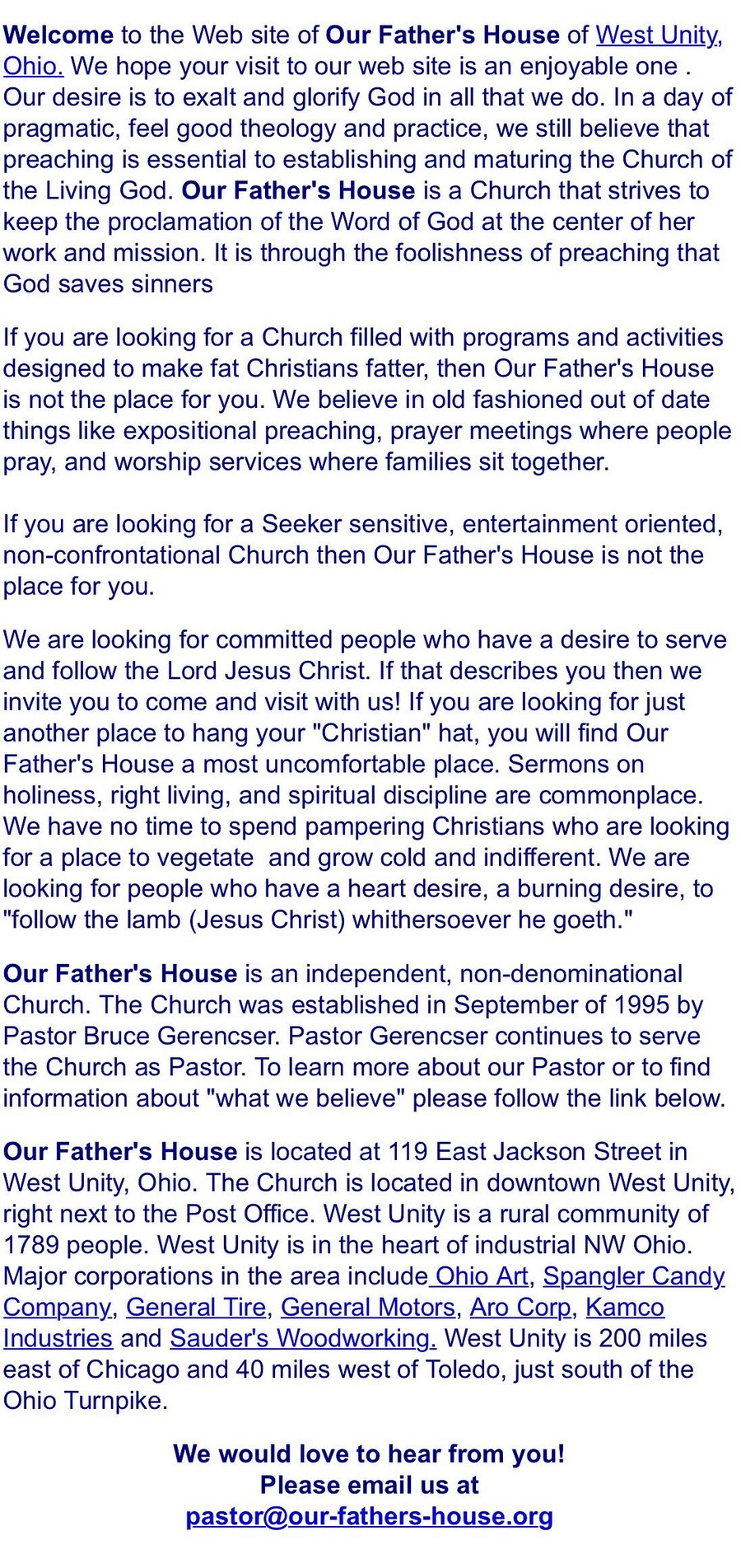 our-fathers-house-west-unity-website