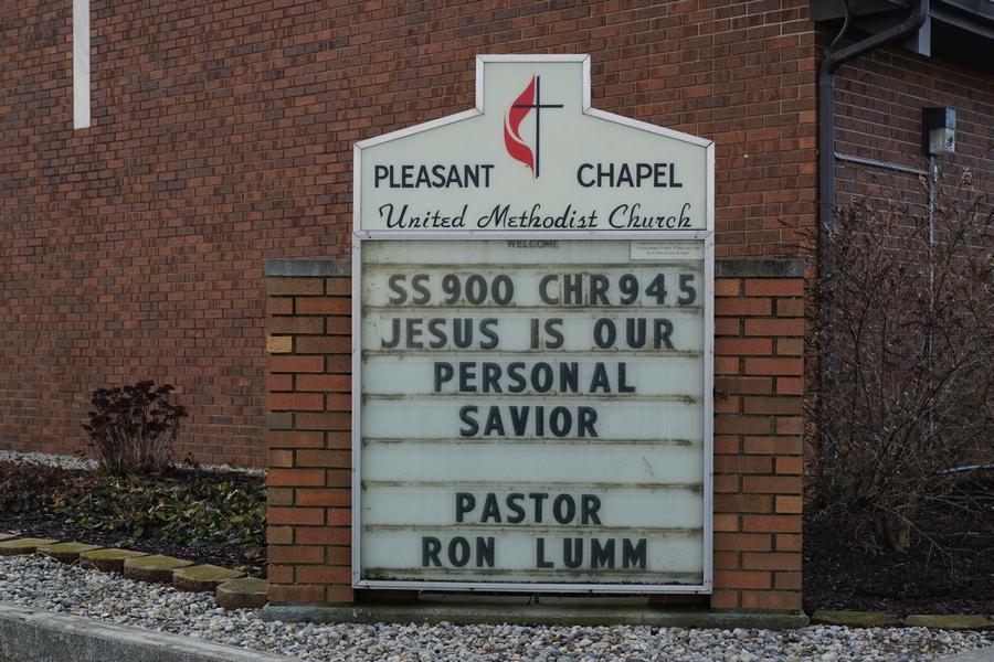 pleasant chapel united methodist church van wert ohio