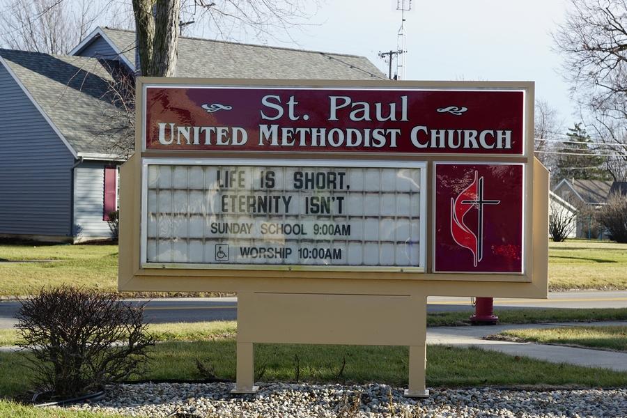 st paul united methodist church payne ohio