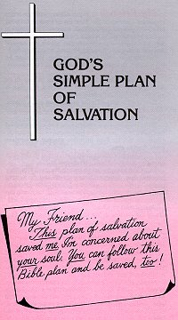 gods simple plan of salvation tract