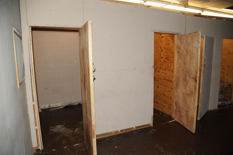 isolation rooms at restoration youth academy