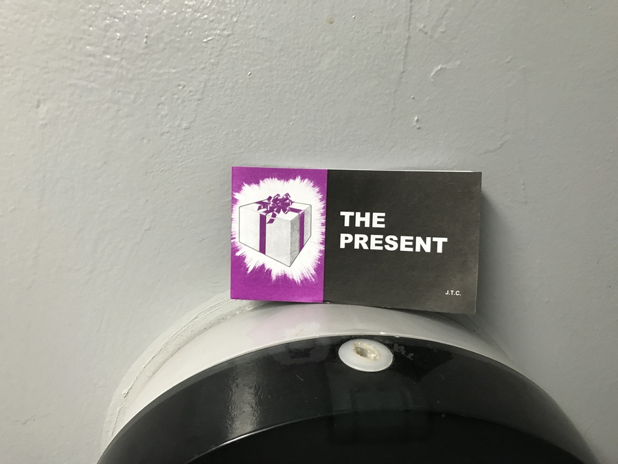 jack chick tract the present