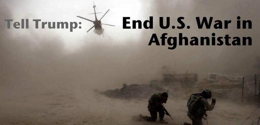 end war in afghanistan