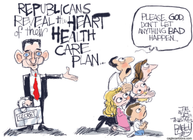 republican healthcare plan