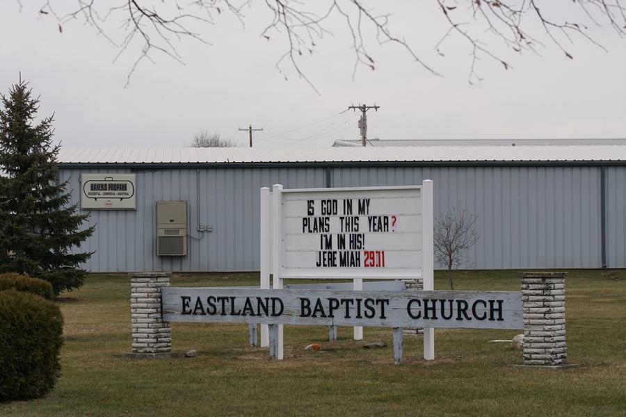 eastland baptist church bryan ohio