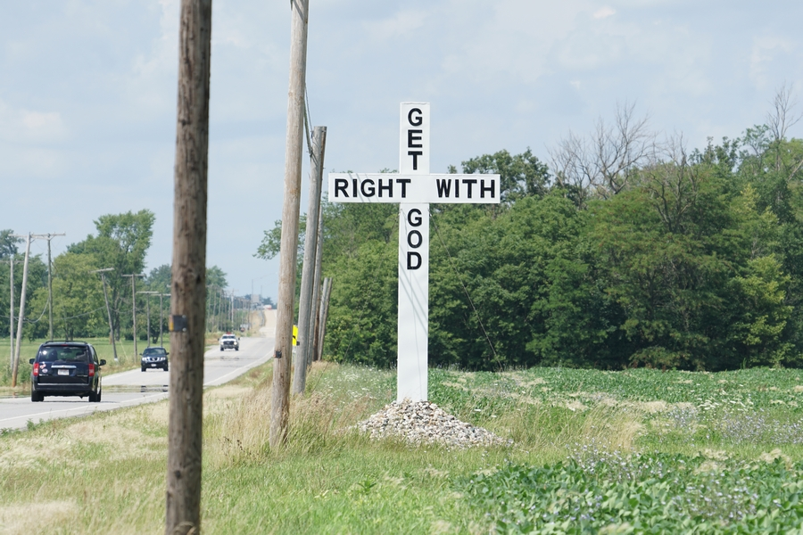 get right with god us hwy 127 2017