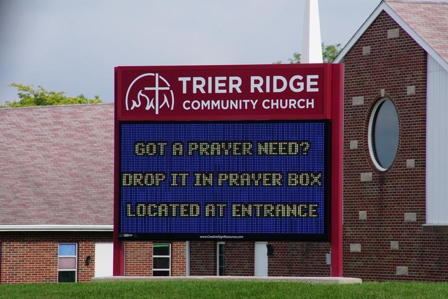 trier ridge community church fort wayne indiana