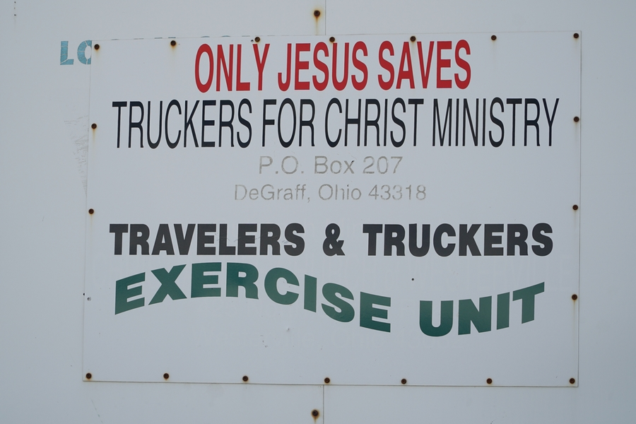 truckers for christ ministry 4 2017