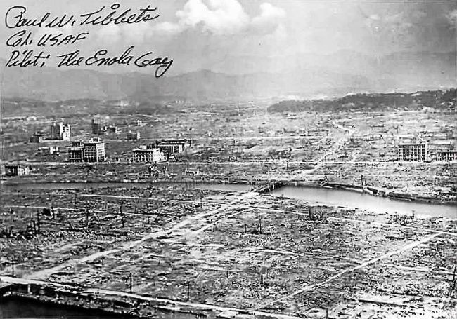 atomic war japan