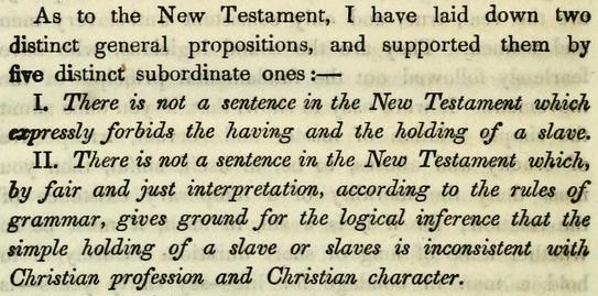 bible defense of slavery josiah priest