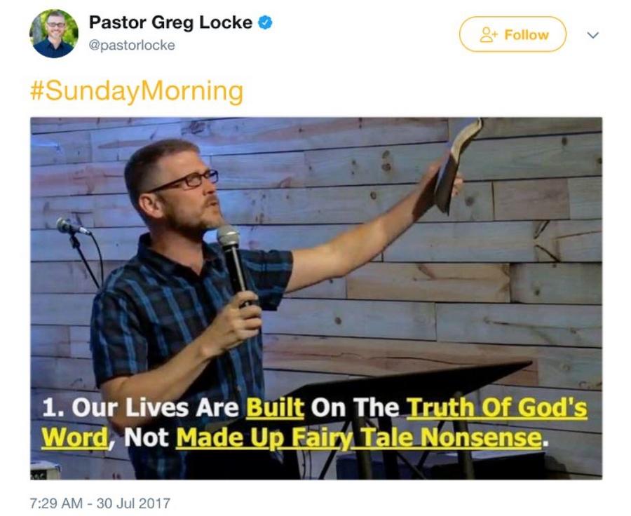 pastor greg locke quote