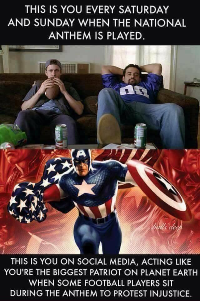 patriot warriors