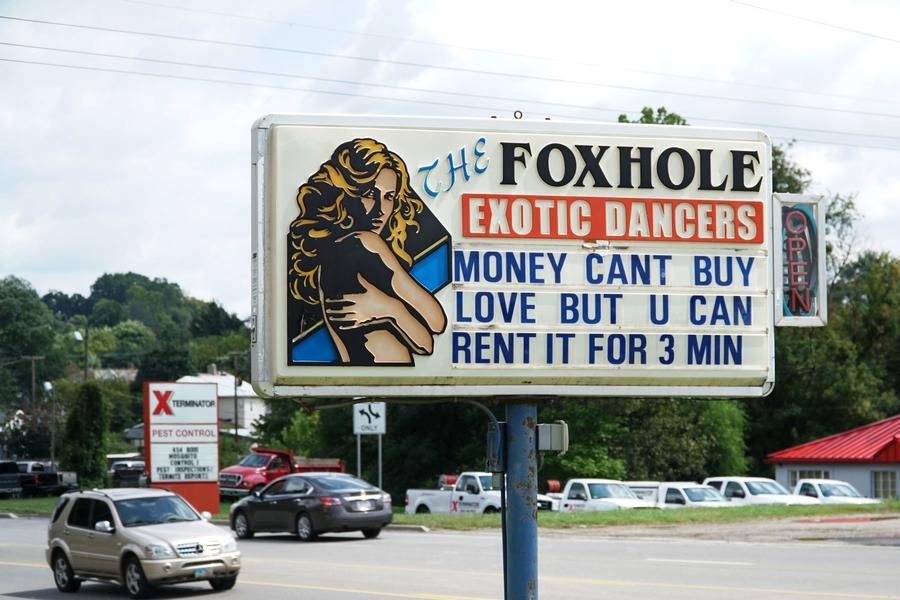 the foxhole zanesville ohio 2017