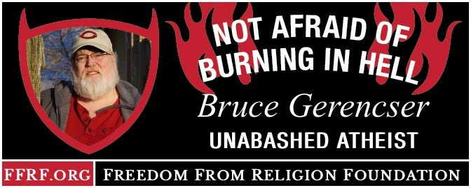 bruce gerencser not afraid of hell