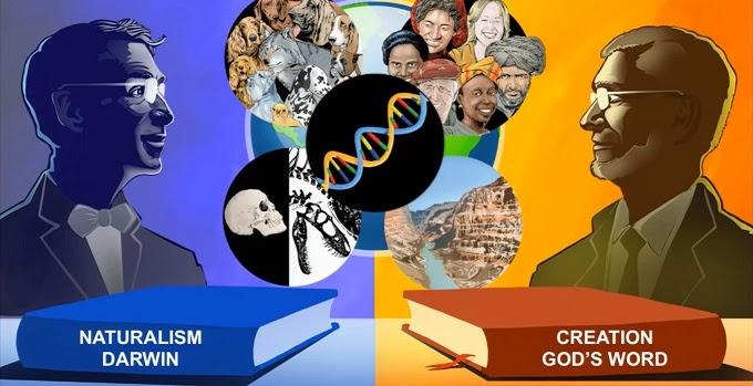 creationism vs science