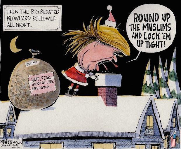 fear muslims