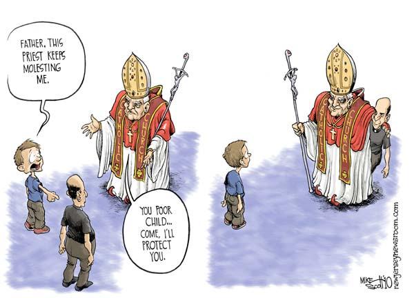 catholic church pedophile priests
