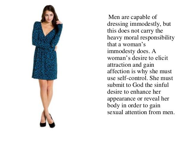 women dressing sexily