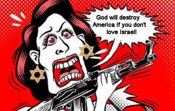 evangelical love for israel