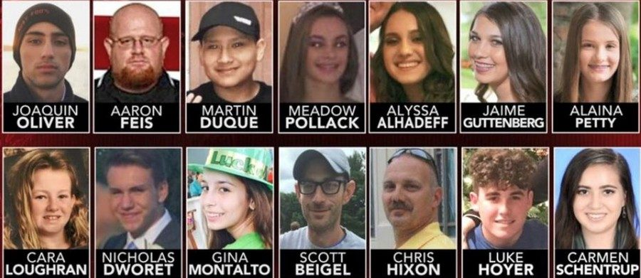people killed school shooting